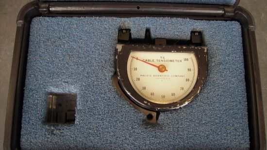 T-5 CABLE TENSIOMETER