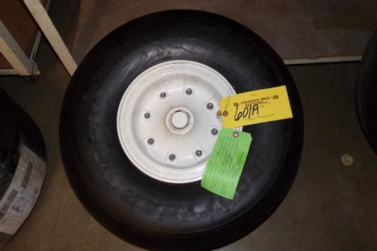 KING AIR C-90 MAIN WHEEL & TIRE ASSY