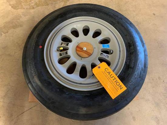 CITATION X MAIN WHEEL ASSY 3-1537-2 (O/H)