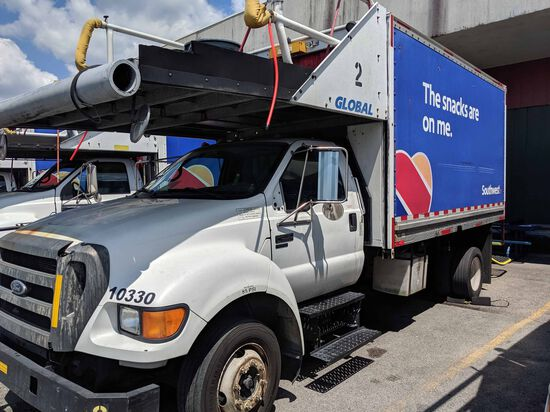 Ford F-650 Provisioning Truck # 2