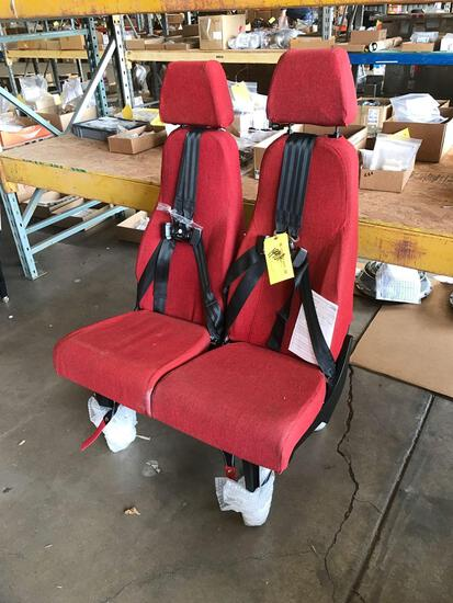 AS332 DUAL SEAT 1490958-08 (REPAIRED)
