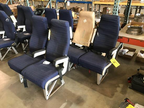 S-61 2-PLACE SEAT