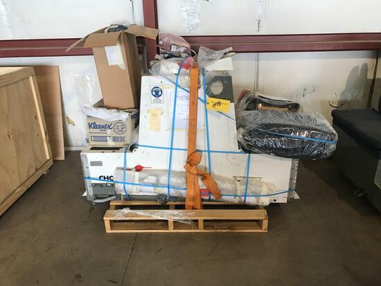 AS332 4-SEAT FUEL TANK (NEEDS REPAIR)