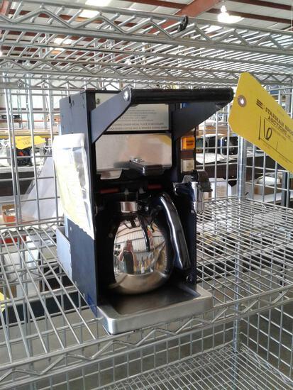 COFFEE MAKER, 411-0001-131 (OVERHAULED)