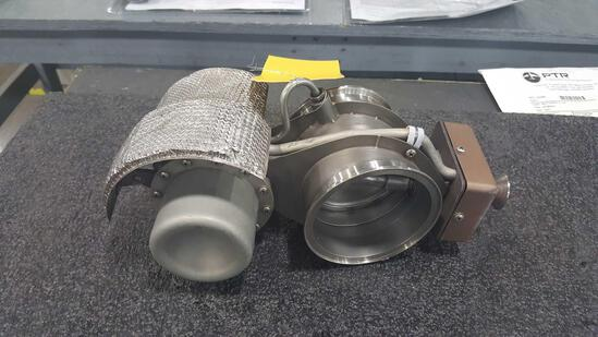 BUTTERFLY VALVE 979858-1 (REPAIRED)