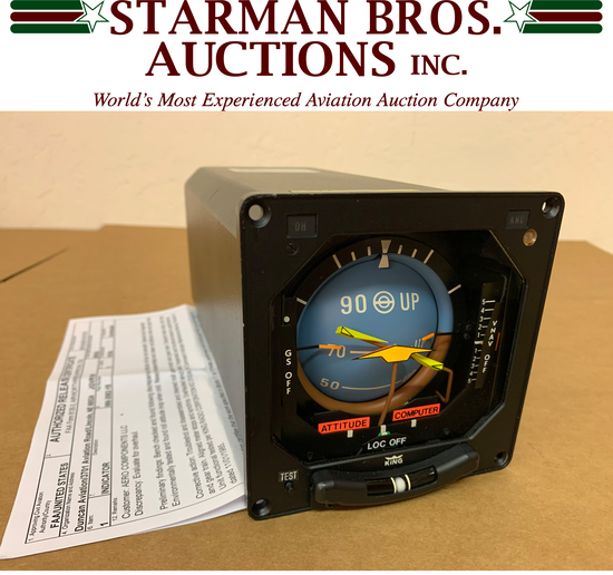 ONLINE ONLY CORPORATE AVIONICS AUCTION DAY 1