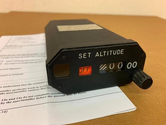 UNITED 5506L-S ALTITUDE ALTERTER 5506L-SL.14 (REPAIRED)