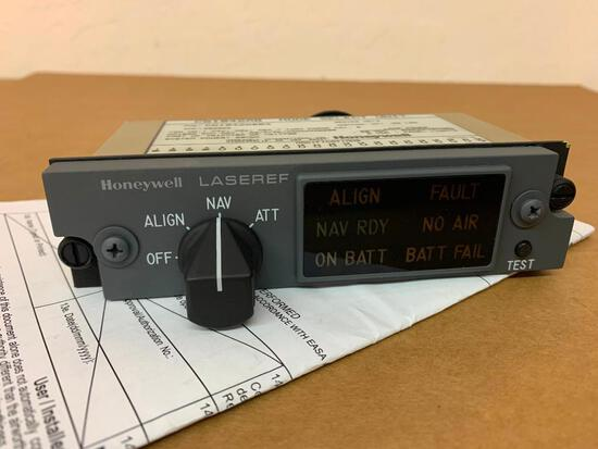 HONEYWELL LASEREF MODE SELECT UNIT CG1042AB03 (REPAIRED)