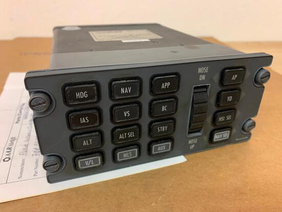 DHC-8 HONEYWELL GC-801 FLIGHT GUIDANCE CONTROLLER 7003975-901 (AR)