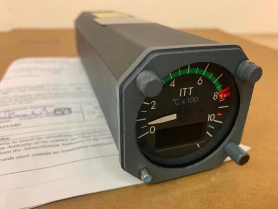 DHC-8 AMETEK ITT INDICATOR 10168N01T00 [ALT: 8SC0055] (REPAIRED)