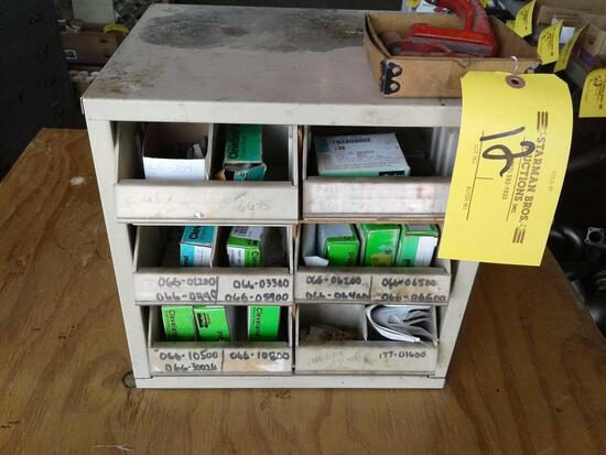 CABINET WITH NEW BRAKE LININGS TO INCLUDE 066-06600, -06400, -06200, -30026, -10800, -10500, -30026,