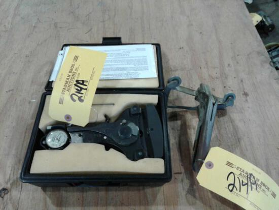 C-8 CABLE TENSIOMETER