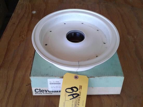 NEW CLEVELAND WHEEL HALF 161-09900