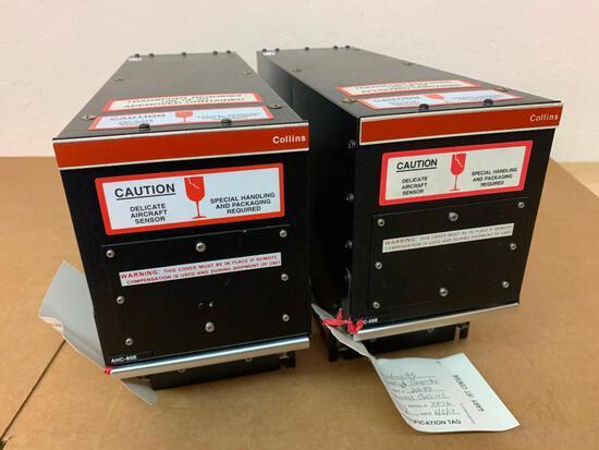 COLLINS AHC-85E ATTITUDE HEADING COMPUTERS 622-9336-400