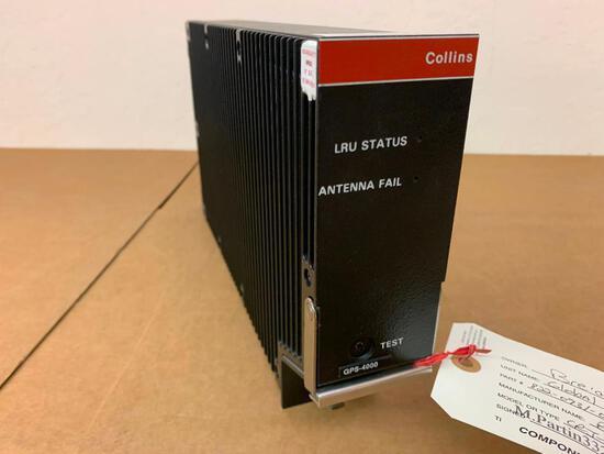 COLLINS GPS-4000 GLOBAL POSITIONING SENSOR 822-0931-003
