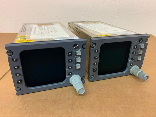 COLLINS RTU-4000 RADIO TUNE UNITS 622-9852-106