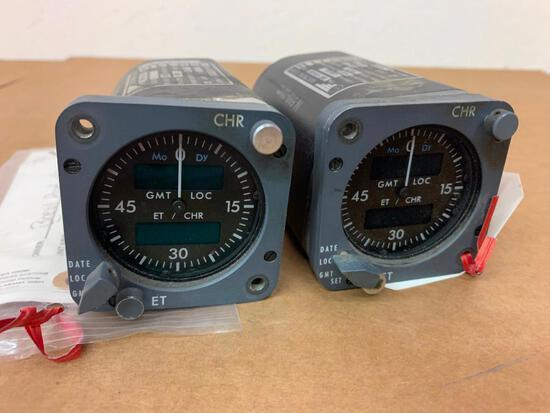 AIR PRECISION ELECTRONIC CLOCKS GMT4190-020