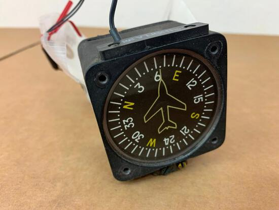 PRECISION AVIATION VERTICAL CARD MAGNETIC COMPASS PAI-700-28