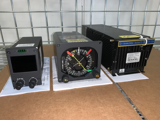 Online Avionics & Instruments Auction