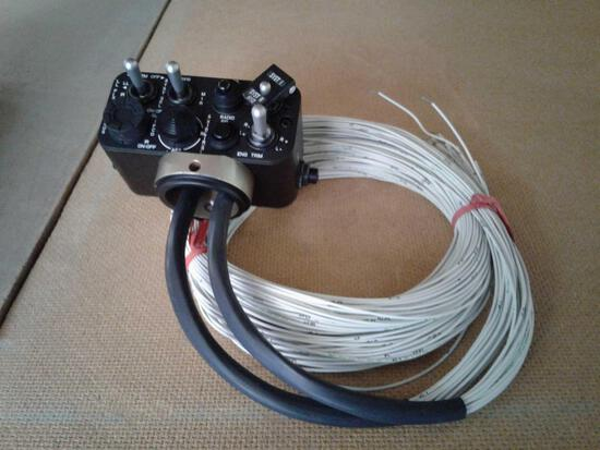 NEW EUROCOPTER PILOT COLLECTIVE SWITCH ASSY G2-0055