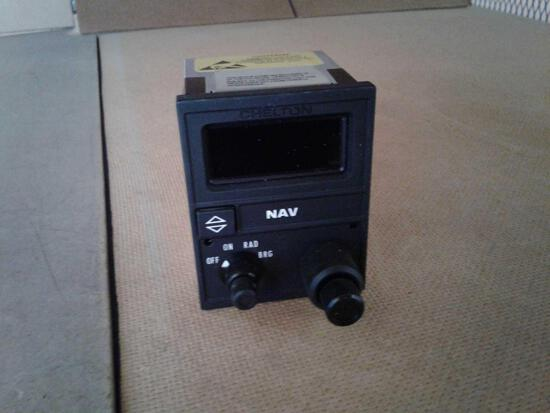 CD412B-NVG NAV CONTROL DISPLAY ECD-AMG-13 (NEW/MODIFIED)