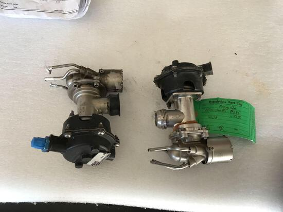 S76 MIXING VALVES 76500-07900-104 (1 WITH REPAIRABLE TAG)