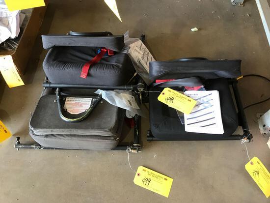 3RD CREW SEATS 330A76-1025-0301 & 332A76-1230-00