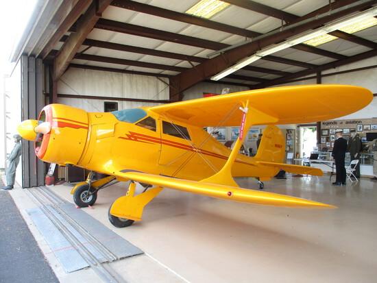 Hillier Air Museum Auction