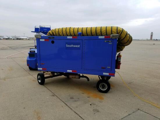 1991 Air A Plane 5050D Heater Cart