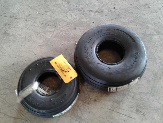 NEW 5.00-5 & 6.00-6 TIRES