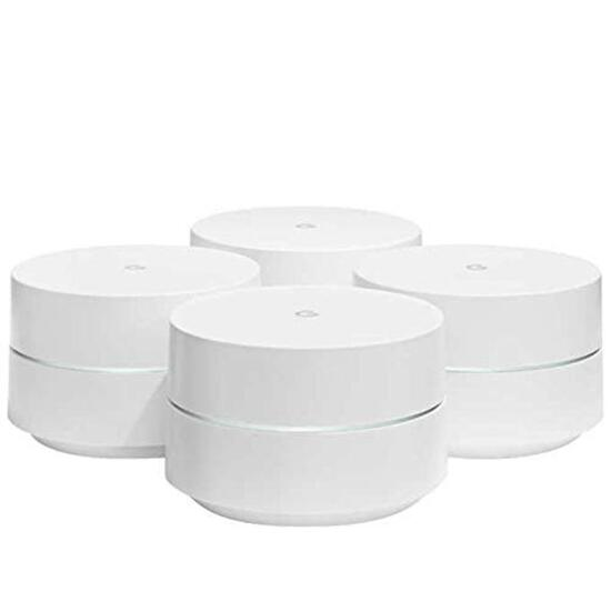 Google 4 Pk Wifi AC1200 Dual-Band Home WiFi System