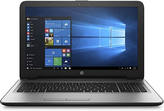 "HP 15.6"" HD Laptop, Intel Core i7-1065G Processor, 8GB Memory, 256GB SSD, Iris Plus Graphics, 2 Year"