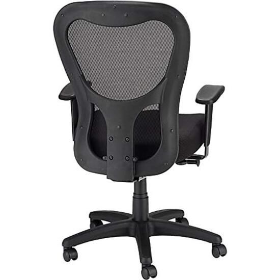 Tempur-Pedic TP9000 Ergonomic Mesh Mid-Back Executive Chair; Black