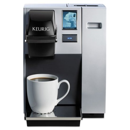 Keurig(r) K150P (Plumbed - Installation Required) Commercial Brewing System