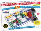 Snap Circuits Classic SC-300 Electronics Exploration Kit | Over 300 Projects | Full Color Project Ma