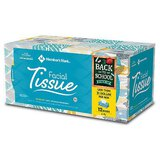 Member's Mark 2-Ply Unscented Facial Tissue, 12 Boxes, 1,920 tissues (160 ct. per box)