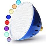 LAMPAOUS Color Changing Swimming Pool Lights R40 Pool Ligh-E26 Base inground Pool Bulb 12V, LED Pond
