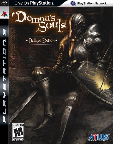 Demon's Souls Deluxe Edition