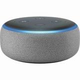 Amazon Echo Dot (3rd Generation) - Heather Gray
