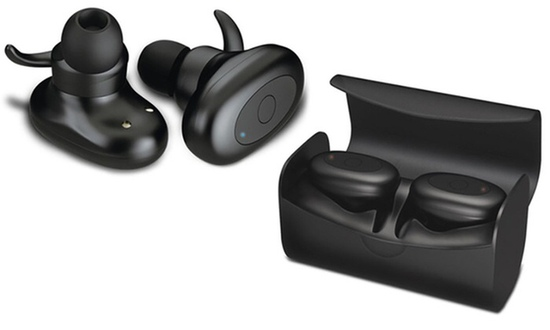 Pom Eclipse True Wireless Premium Ear Pods