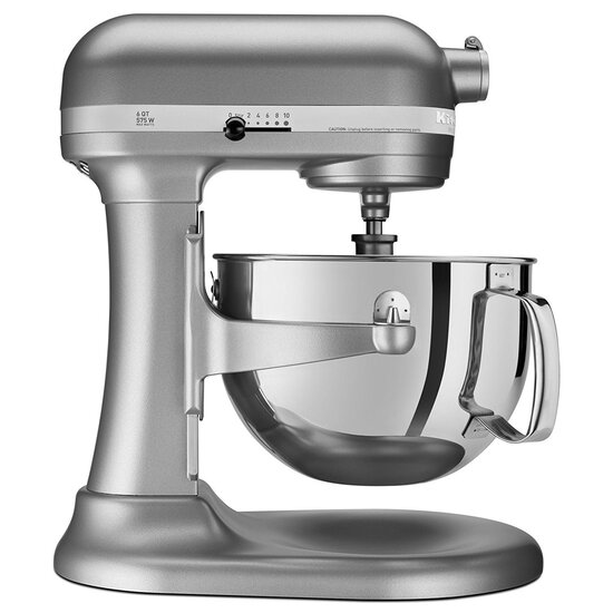 KitchenAid RKP26M1XSL Professional 600 6-Qt. Bowl-Lift Stand Mixer