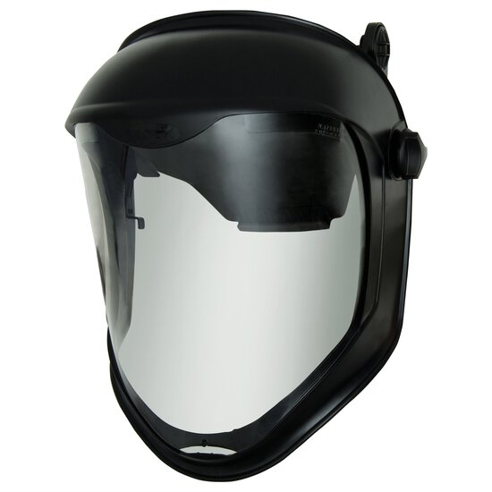Uvex Bionic Face Shield with Hard Had Adapter