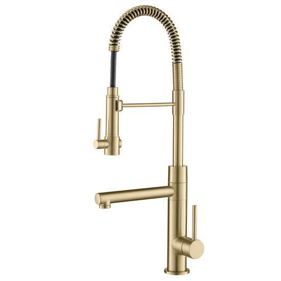 Kraus KPF-1603BG Pro 2-Function Commercial Style Pre-Rinse Kitchen Faucet