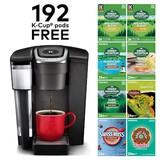 Keurig K1500 Bundle K-Cup Coffee Maker with Variety Pack of 192 K-Cup Pods 24375278