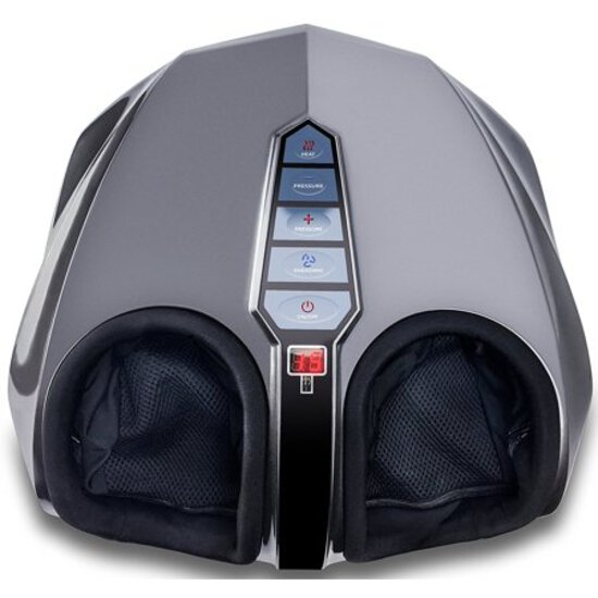 Miko Shiatsu Foot Massager Kneading/Rolling With Switchable Heat And Pressure Settings