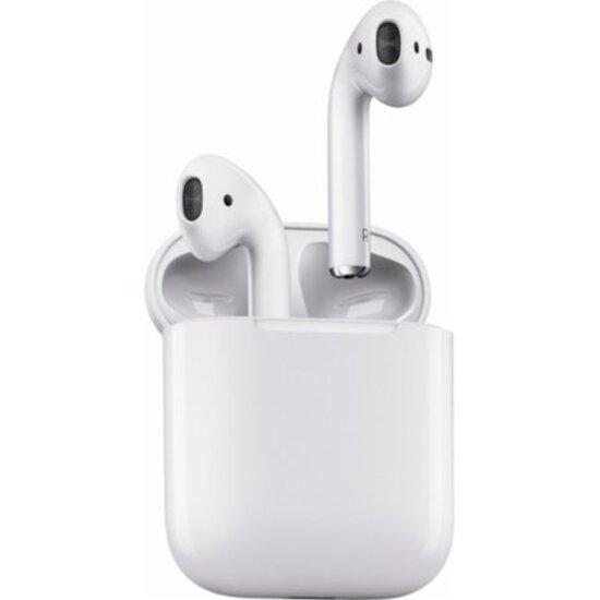 Apple AirPods & Charging Case (previously owned)