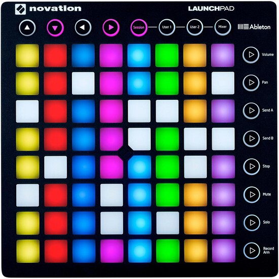 Novation Launchpad S Mk2 Usb Ableton Controller