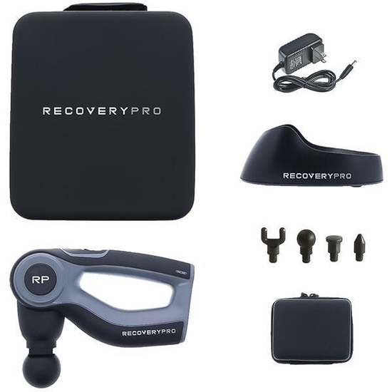 RecoveryPro Percussive Therapy Deep Tissue Cordless Massager