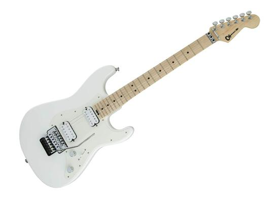 Charvel Pro-Mod So-Cal Style 1 HH FR - Snow White guitar