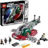 LEGO Star Wars Slave l – 20th Anniversary Collector Edition Collectible Model 75243 Kit